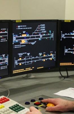 Rail-Traffic